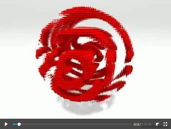 Red Orb – Spinning Spiral