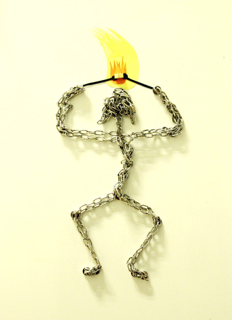 Chains & Magnets: 'Feuerspucker'