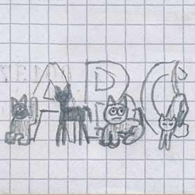 Katzen-ABC
