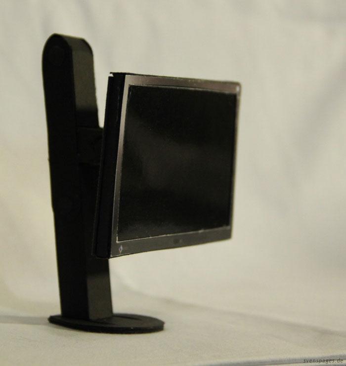 EIZO-Bildschirm-Modell