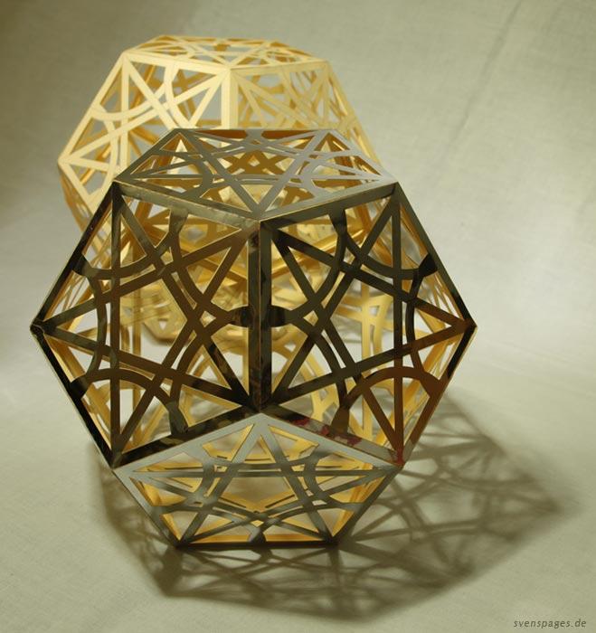 Dodekaeder I und II
