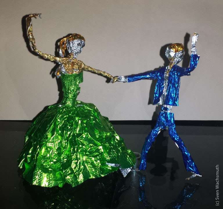 Dorothea und Gustavo Martinez
