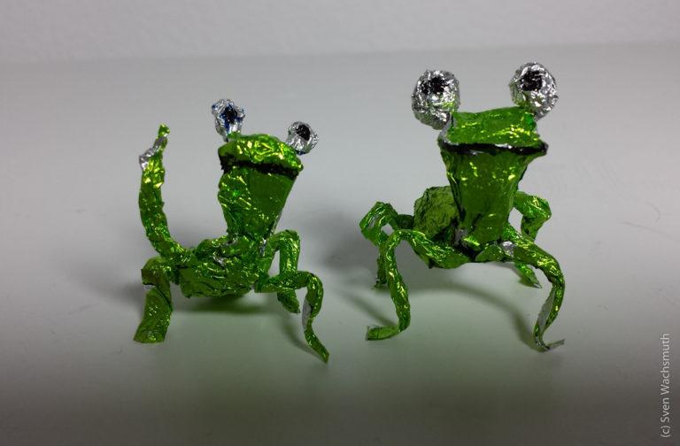 Felix und Ferdinand Frosch