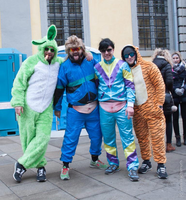 Karneval in Erfurt 2018
