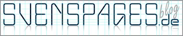 Ein Logo für Svenspages.de