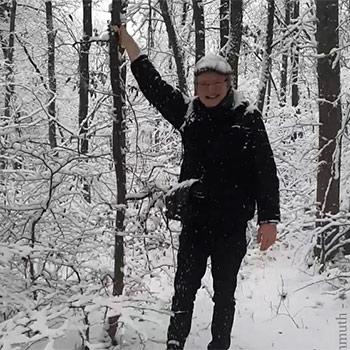 Let it snow :-)
