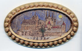 "Motiv #6 ""Erfurter Dom und St. Severi"""